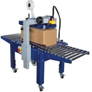 مشخصات دستگاه کارتن چسب زن ROBOTAPE مدل TBDA